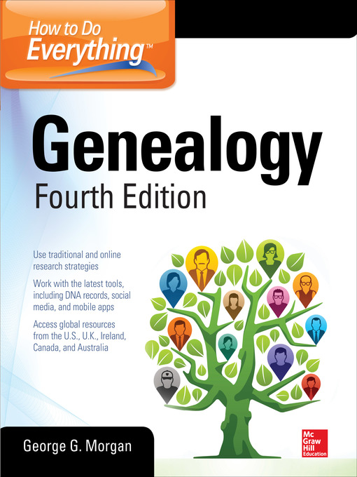 Cover of Genealogy