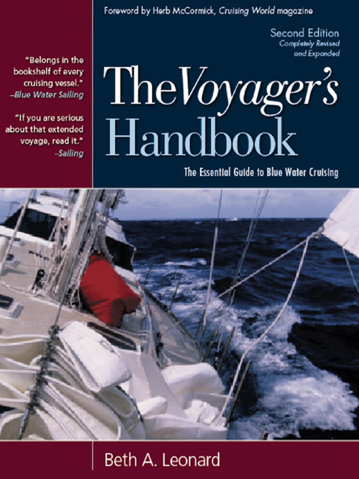 Title details for The Voyager's Handbook by Beth A. Leonard - Available