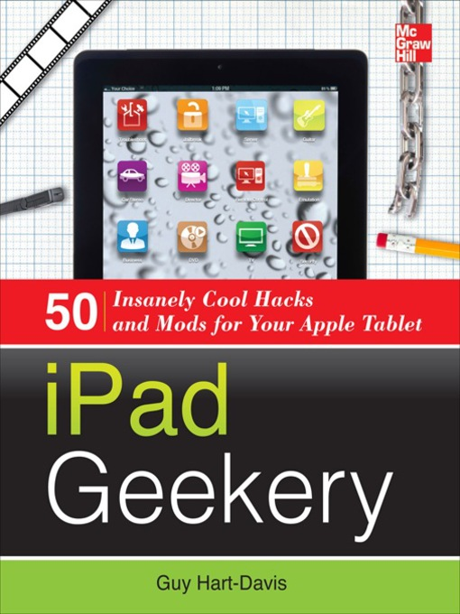 Title details for iPad Geekery by Guy Hart-Davis - Available