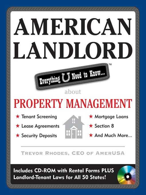 Title details for American Landlord by Trevor Rhodes - Available