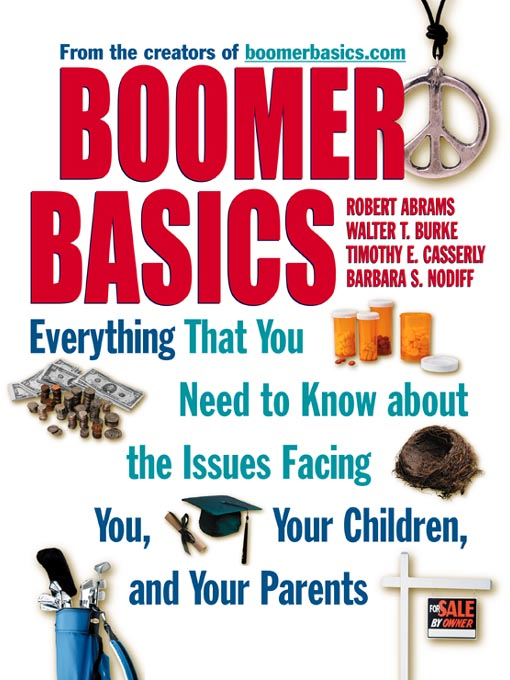 Title details for Boomer Basics by Robert Abrams - Available