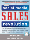 Title details for The Social Media Sales Revolution by Landy Chase - Available