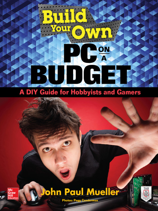 Title details for Build Your Own PC on a Budget by John Mueller - Available