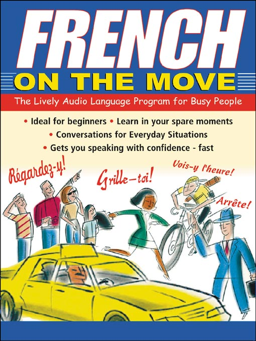 Title details for French on the Move by Jane Wightwick - Available