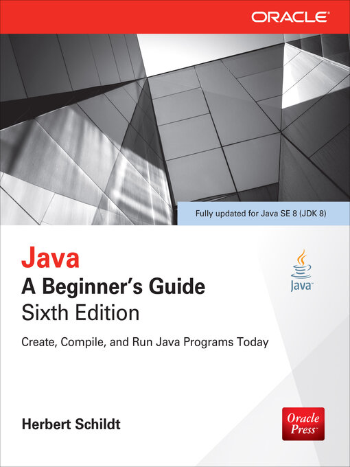 Title details for Java by Herbert Schildt - Available