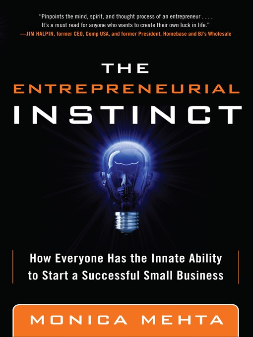 entrepreneurial skills and the entrepreneurial instinct essay For the portfolio project you will apply your reasoning and critical thinking skills to write an argumentative essay that analyzes the classic editorial, moral instinct, by steven pinker and published in the new york times.