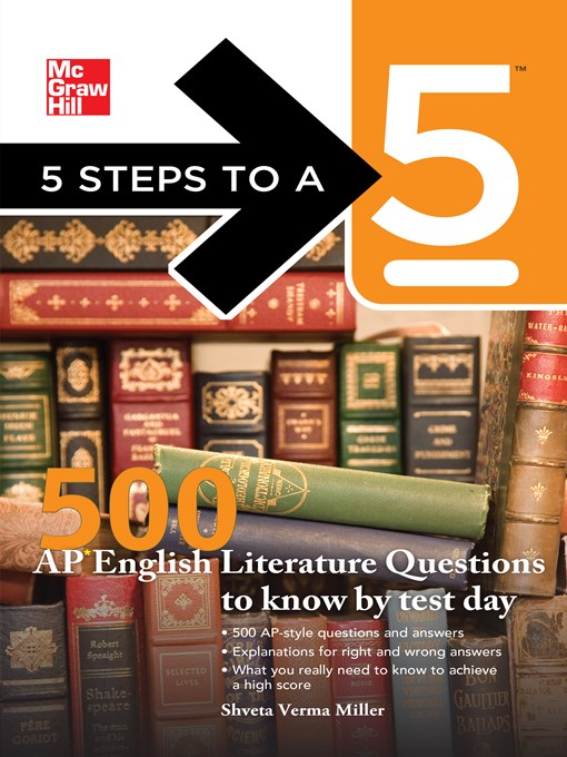 Title details for 500 AP English Literature Questions to Know By Test Day by Shveta Verma Miller - Wait list