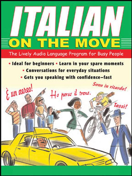 Title details for Italian on the Move by Jane Wightwick - Available