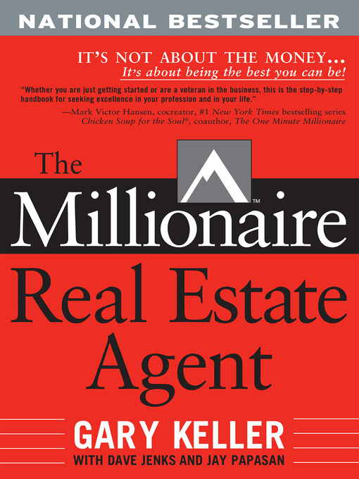 Title details for The Millionaire Real Estate Agent by Gary Keller - Wait list
