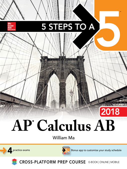 Title details for 5 Steps to a 5 by William Ma - Available
