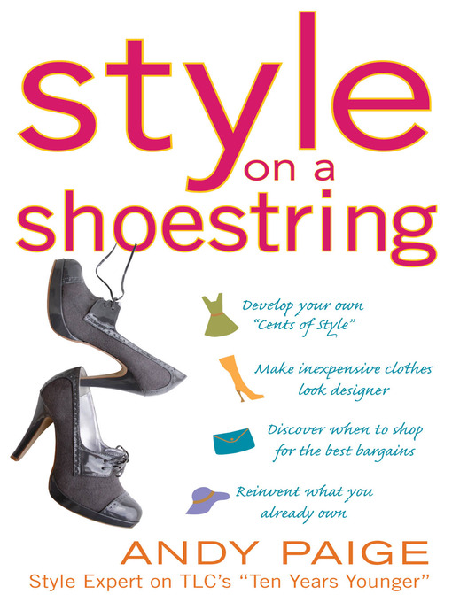 Title details for Style on a Shoestring by Andy Paige - Wait list