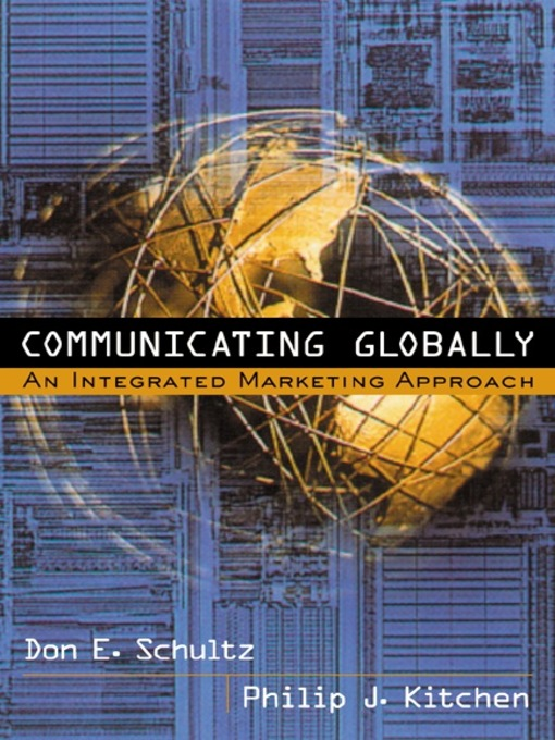 Title details for Communicating Globally by Don E Schultz - Available