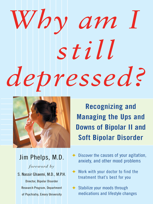 Title details for Why Am I Still Depressed? by Jim Phelps - Wait list