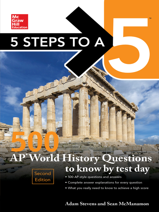 Title details for 5 Steps to a 5 by Adam Stevens - Available