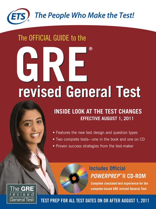 the graduate record examinations