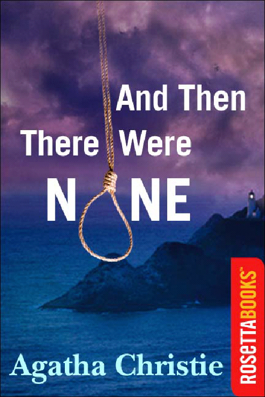 a literary analysis of and then there were none by agatha christie
