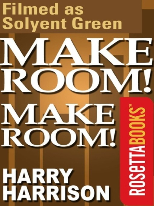 Title details for Make Room! Make Room! by Harry Harrison - Available