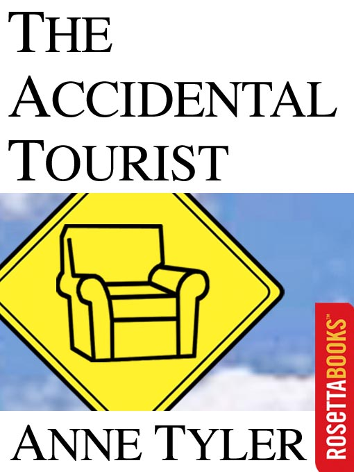 Title details for The Accidental Tourist by Anne Tyler - Wait list