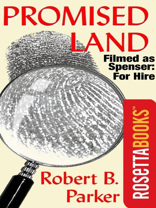 Title details for Promised Land by Robert B. Parker - Wait list