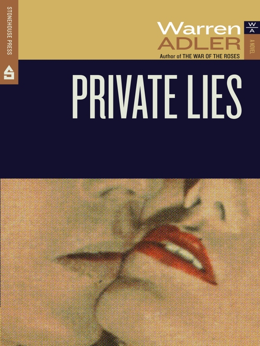 Title details for Private Lies by Warren Adler - Wait list