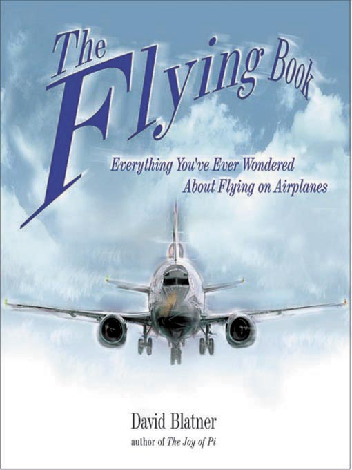Title details for The Flying Book by David Blatner - Available