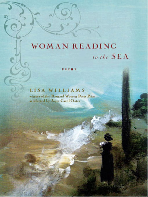 Cover of Woman Reading to the Sea