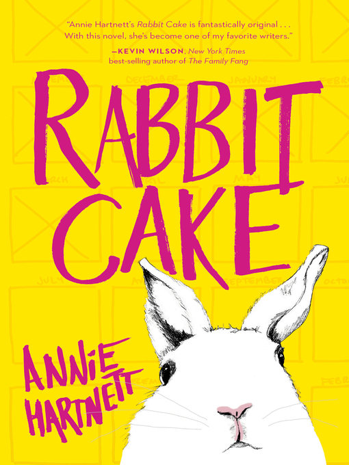 Cover of Rabbit Cake