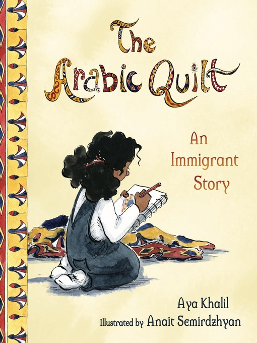 Title details for The Arabic Quilt by Aya Khalil - Available