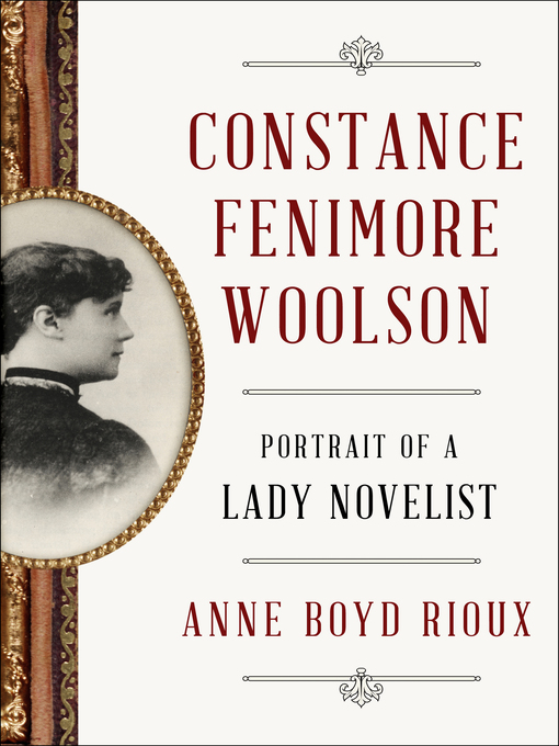 Détails du titre pour Constance Fenimore Woolson par Anne Boyd Rioux - Disponible