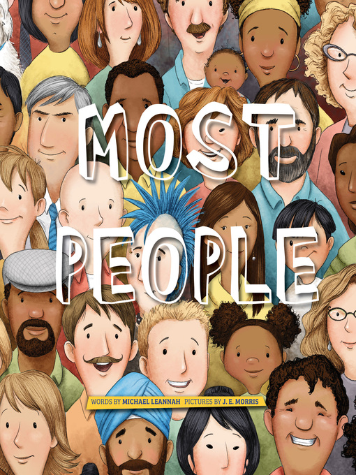 Most people [electronic resource].