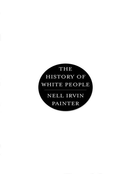 Cover image for book: The History of White People