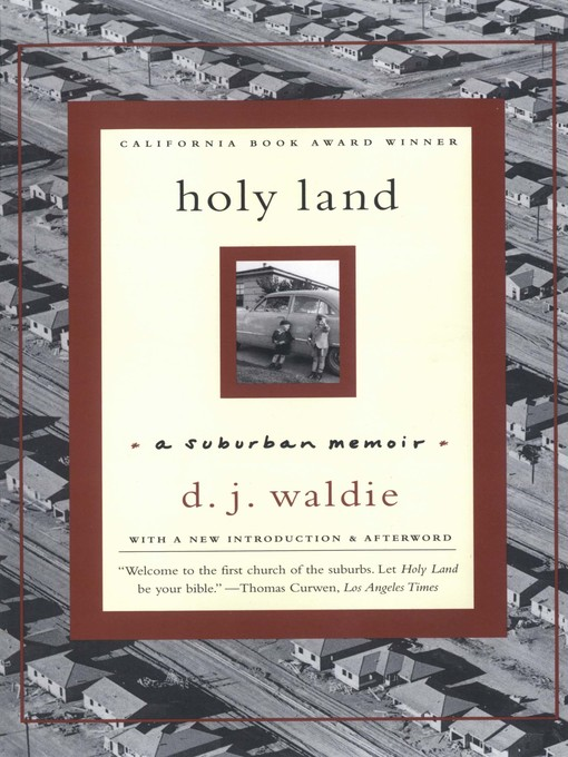 Title details for Holy Land by D. J. Waldie - Available