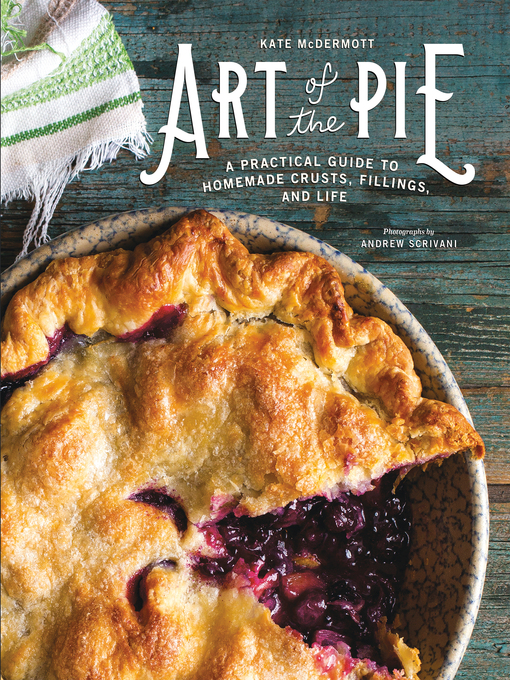 Title details for Art of the Pie by Kate McDermott - Wait list