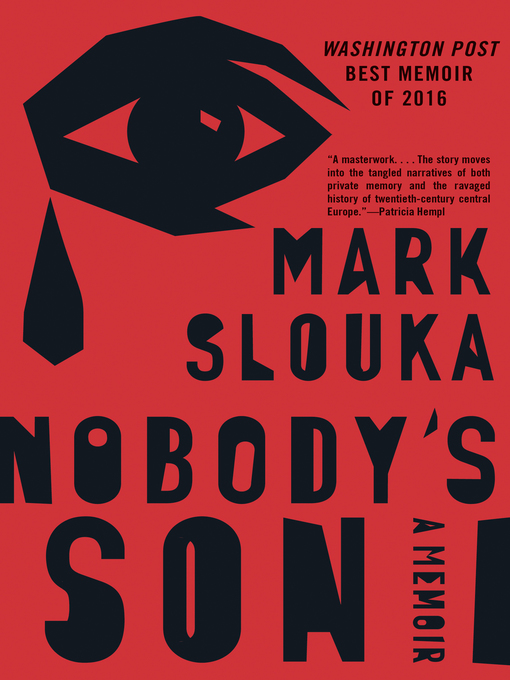 Title details for Nobody's Son by Mark Slouka - Wait list