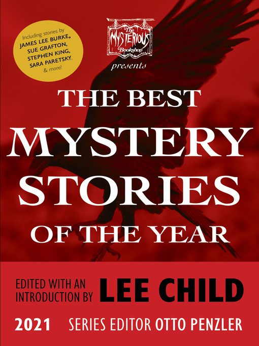 Title details for The Best Mystery Stories of the Year by Lee Child - Wait list