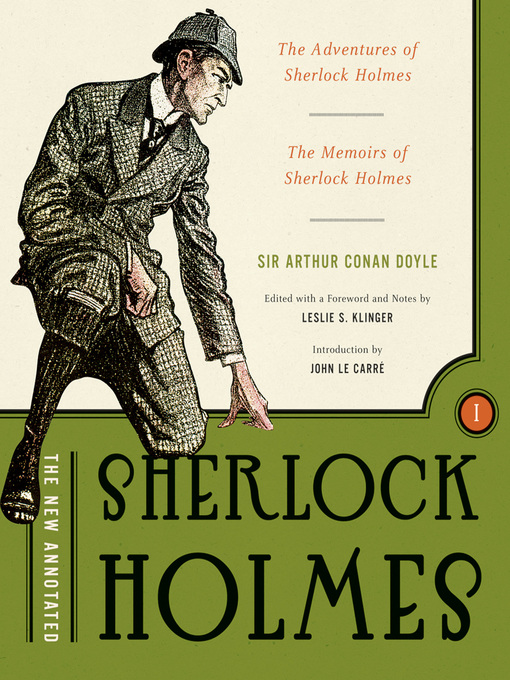 Title details for The New Annotated Sherlock Holmes by Arthur Conan Doyle - Wait list