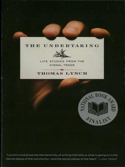 Title details for The Undertaking by Thomas Lynch - Wait list