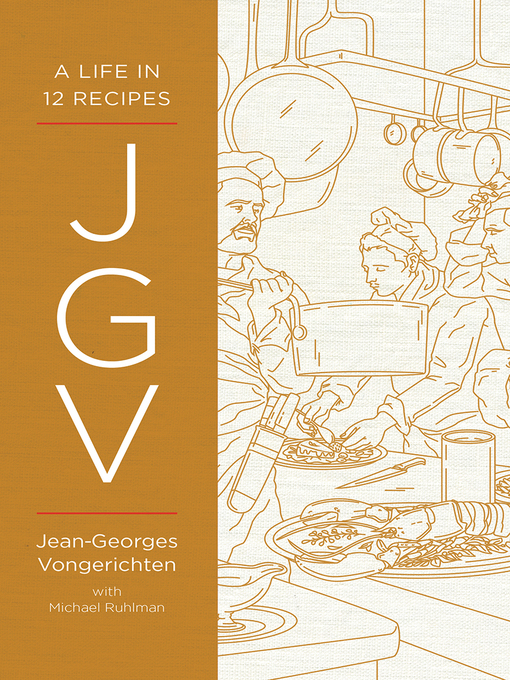 Title details for JGV by Jean-Georges Vongerichten - Available