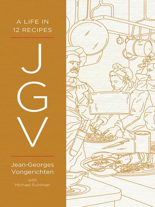 Title details for JGV by Jean-Georges Vongerichten - Available