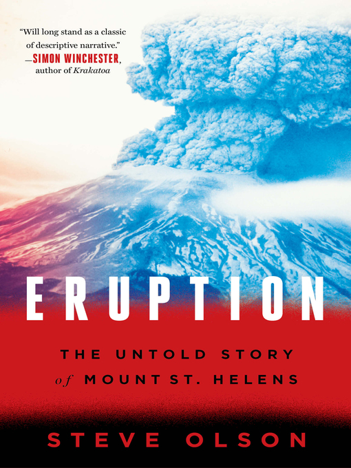 Title details for Eruption by Steve Olson - Wait list