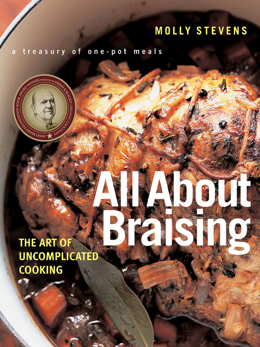 Title details for All About Braising by Molly Stevens - Wait list