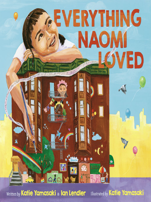 Cover image for book: Everything Naomi Loved