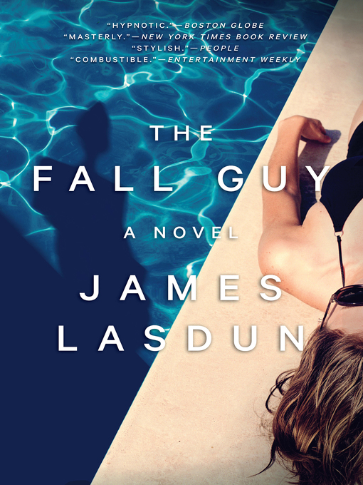 Title details for The Fall Guy by James Lasdun - Wait list