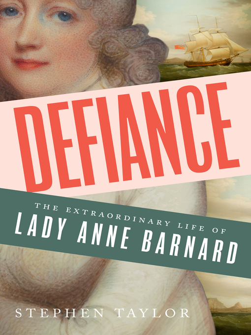 Title details for Defiance by Stephen Taylor - Wait list