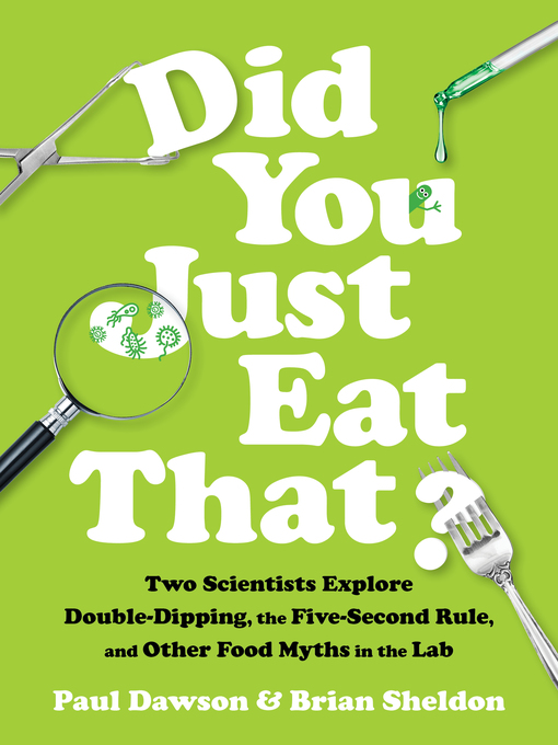 Title details for Did You Just Eat That? by Paul Dawson - Wait list