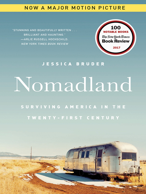 Title details for Nomadland by Jessica Bruder - Wait list