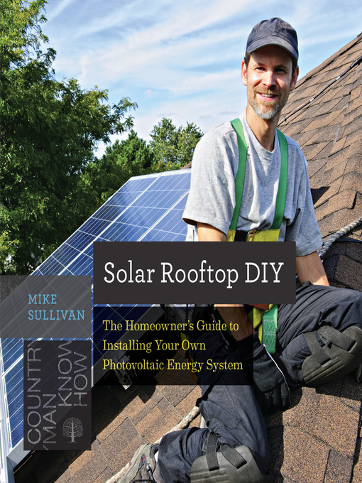 Title details for Solar Rooftop DIY by Mike Sullivan - Available