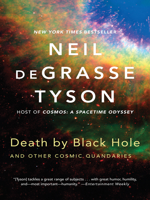 Title details for Death by Black Hole by Neil DeGrasse Tyson - Wait list