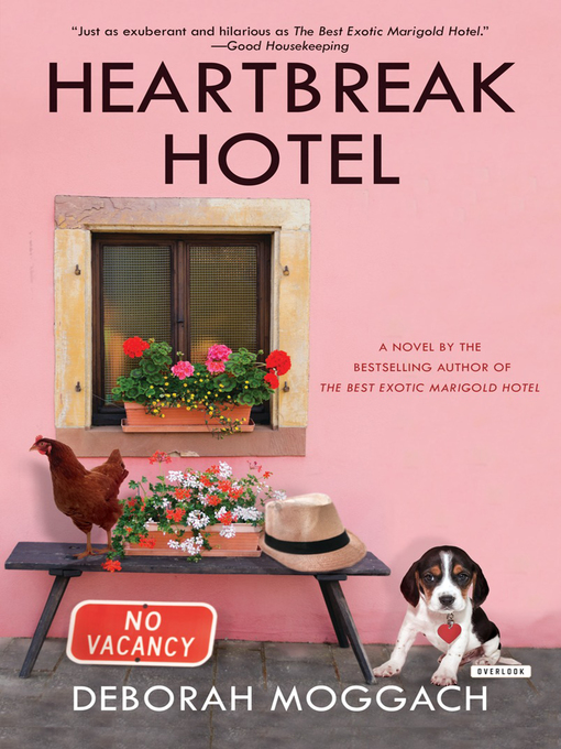 Title details for Heartbreak Hotel by Deborah Moggach - Wait list
