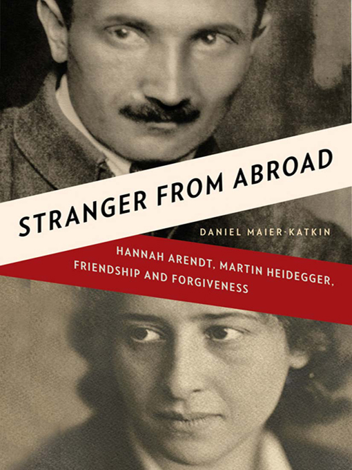Title details for Stranger from Abroad by Daniel Maier-Katkin - Wait list